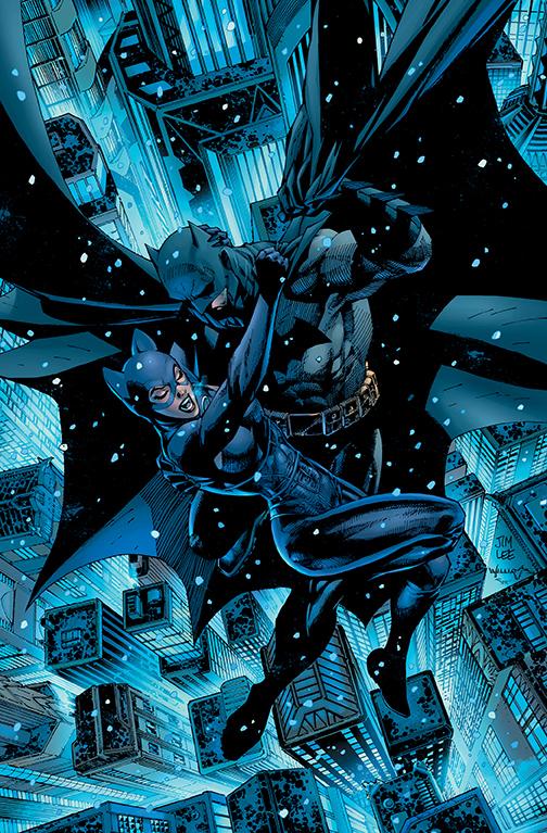 BatCat01_variant-LEE-CVR DC Comics December 2020 Solicitations