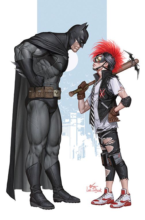 Batman-Annual-5-variant-InHyuk-Lee DC Comics December 2020 Solicitations