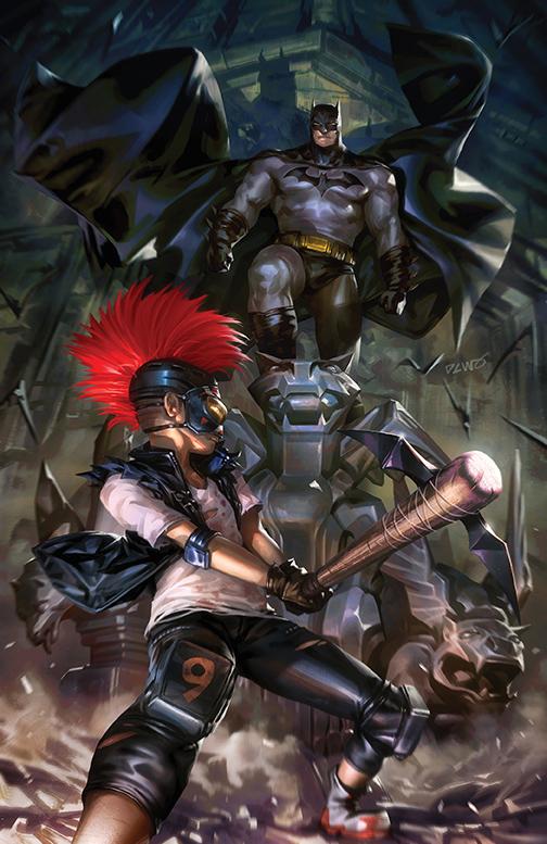 Batman-Annual-5_Cover DC Comics December 2020 Solicitations
