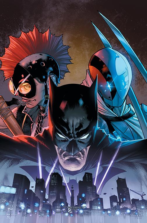 Batman105_CVR_color DC Comics December 2020 Solicitations