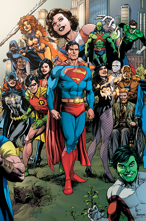 DN-DM-Last-stories-of-the-DCU-variant-Frank DC Comics December 2020 Solicitations