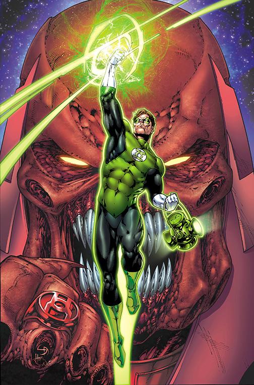 GL-GEOFF-JOHNS-BK-FOUR DC Comics December 2020 Solicitations