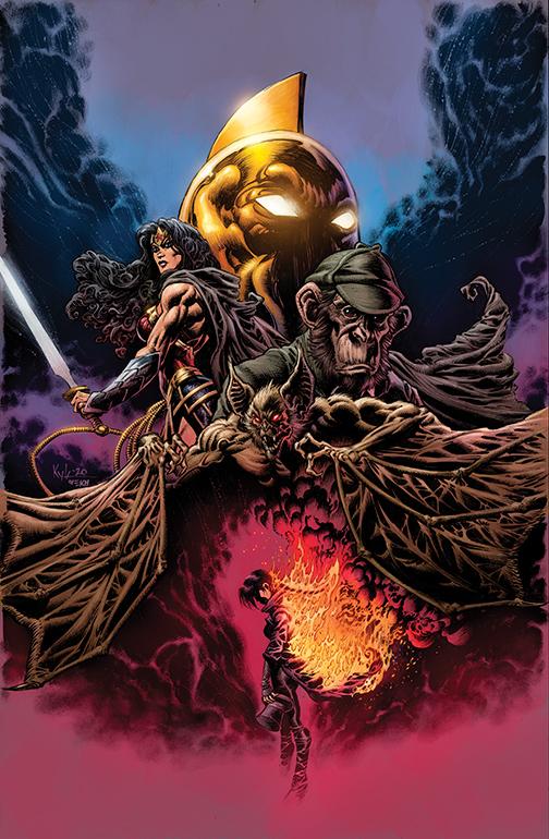 JL-Dark-VOL4 DC Comics December 2020 Solicitations