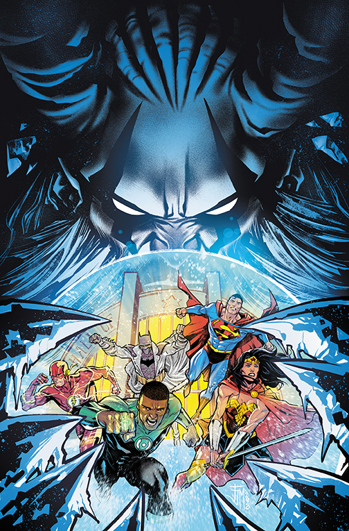 JL_58_cvr DC Comics December 2020 Solicitations