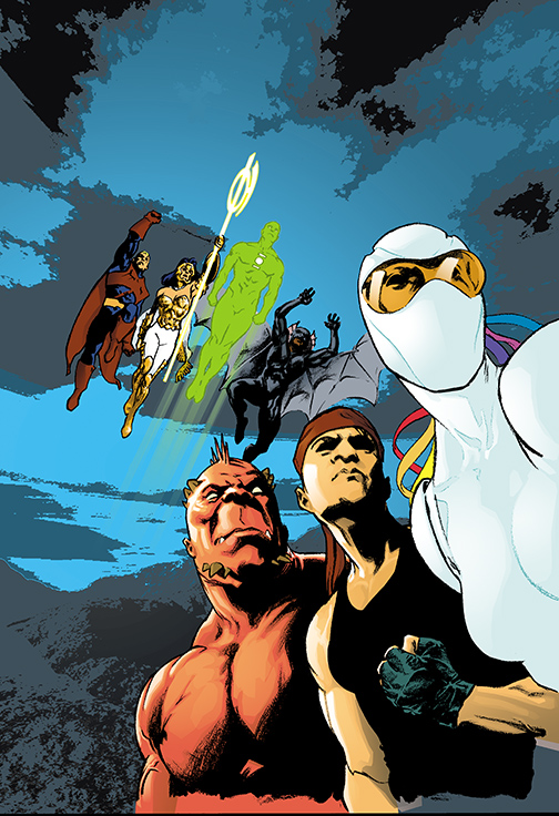JUST-IMAGINE-STAN-LEE-BOOK-TWO DC Comics December 2020 Solicitations