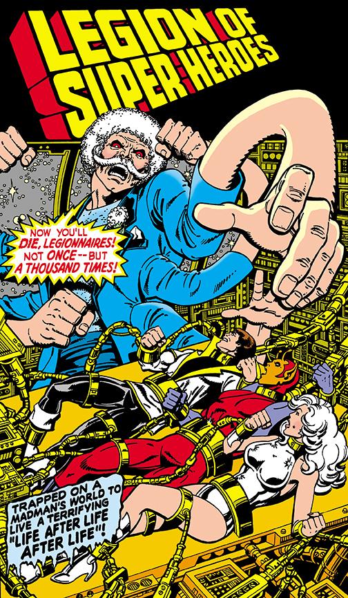 LOSH-BEFORE-DARKNESS-VOL1 DC Comics December 2020 Solicitations