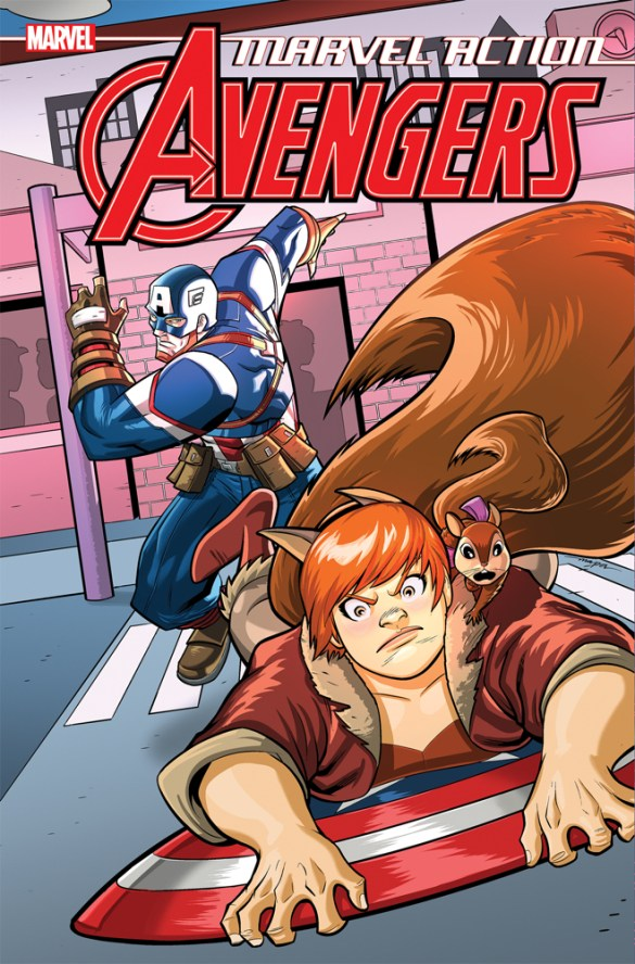 Marvel_Avengers_PRH IDW Publishing November 2020 Solicitations