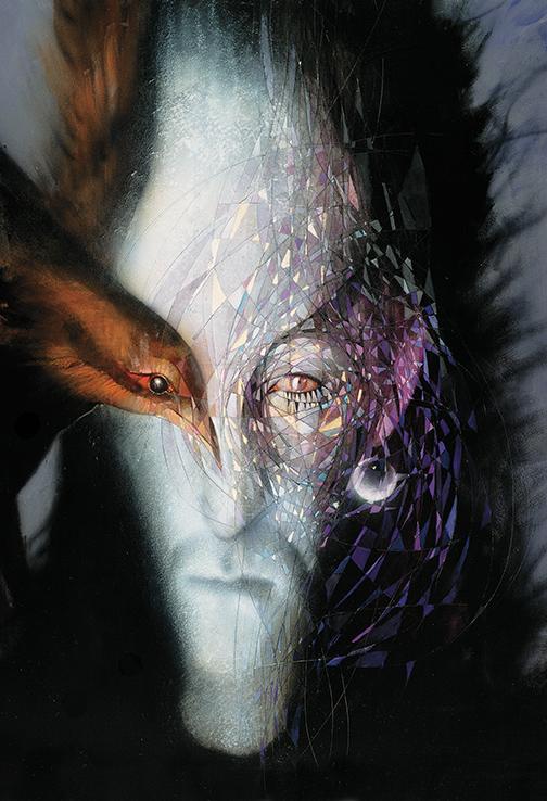 SANDMAN-DLX-BOOK-2 DC Comics December 2020 Solicitations