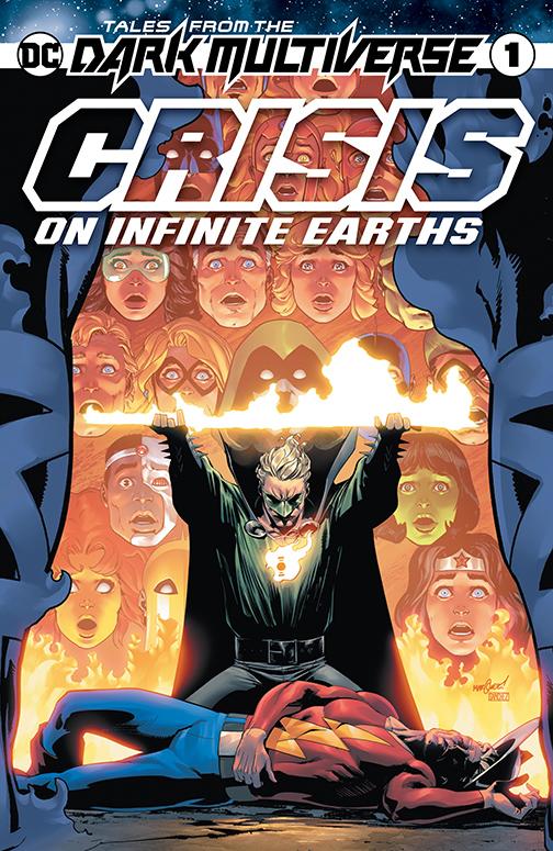 TFTDM_COIE_Cv1 DC Comics December 2020 Solicitations