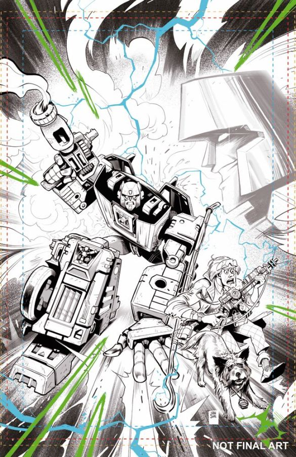 Transformes-BTTF-Cover3-inks-OK IDW Publishing December 2020 Solicitations