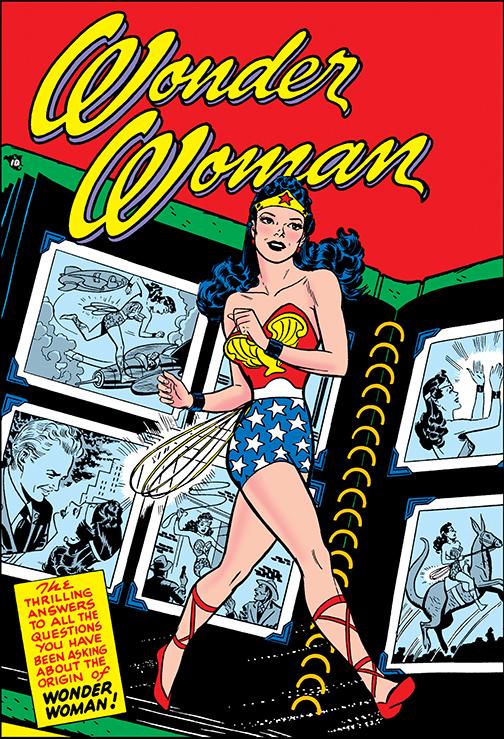 WW-FIFTIES DC Comics December 2020 Solicitations