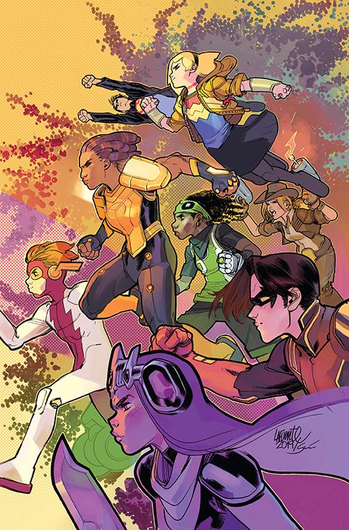 YJ-VOL3 DC Comics December 2020 Solicitations