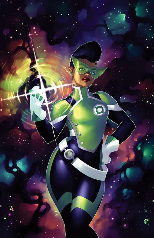 far-sector-9 DC Comics December 2020 Solicitations