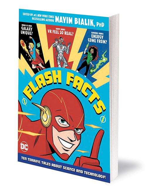 flash-facts DC Comics December 2020 Solicitations