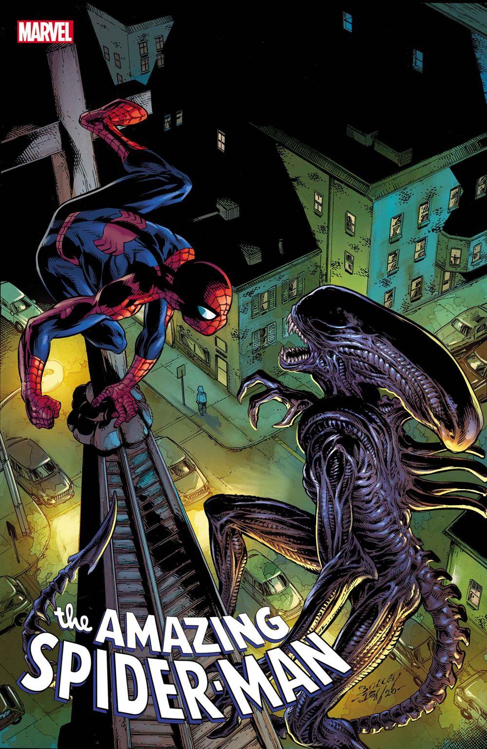 ASM2018056_BagleyVar Marvel Comics January 2021 Solicitations