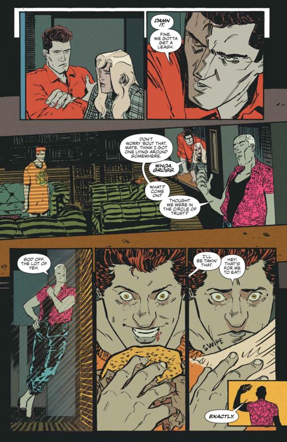 Angel_015_PRESS_5 ComicList Previews: ANGEL AND SPIKE #15