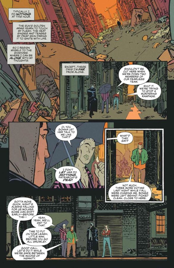 Angel_015_PRESS_6 ComicList Previews: ANGEL AND SPIKE #15