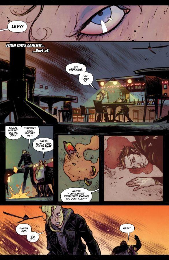 BACKTRACKV1-REFERENCE-009 ComicList Previews: BACKTRACK VOLUME 1 TP