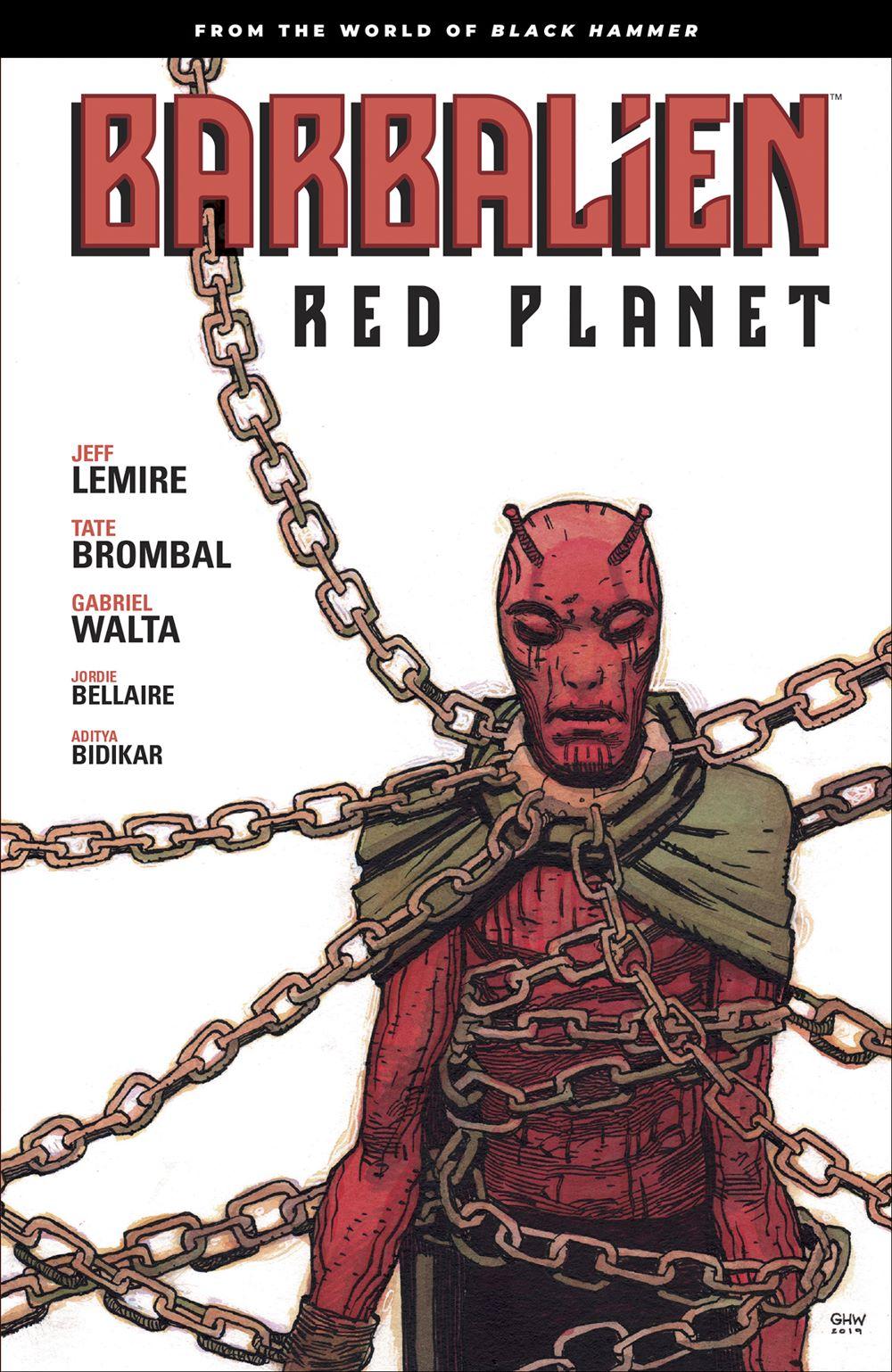 BKHMRBB_TPB_CVR_4X6_SOL Dark Horse Comics Extended Forecast for 11/04/2020