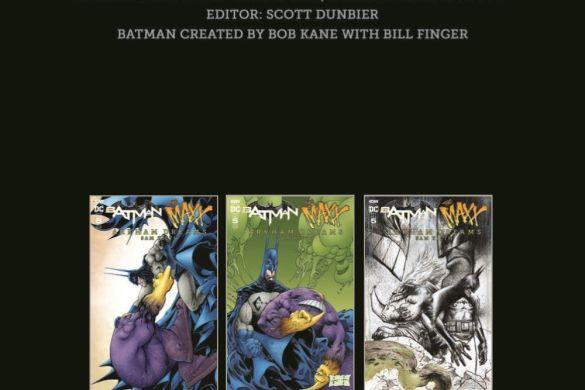 Batman-Maxx05_pr-2 ComicList Previews: BATMAN THE MAXX ARKHAM DREAMS #5