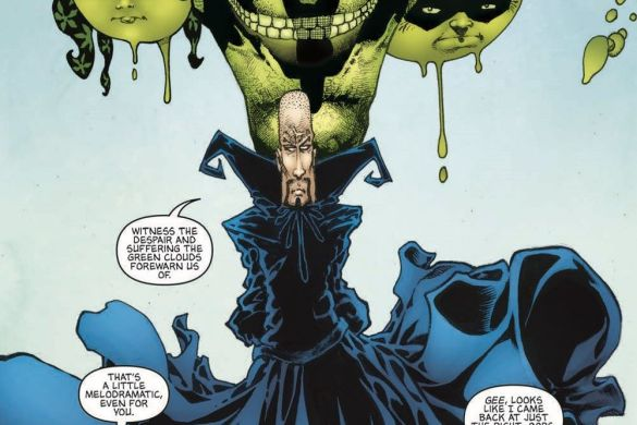 Batman-Maxx05_pr-3 ComicList Previews: BATMAN THE MAXX ARKHAM DREAMS #5