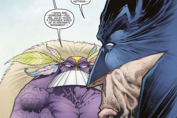 Batman-Maxx05_pr-5 ComicList Previews: BATMAN THE MAXX ARKHAM DREAMS #5
