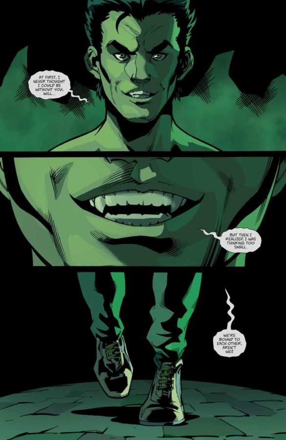 Buffy_019_PRESS_3 ComicList Previews: BUFFY THE VAMPIRE SLAYER #19