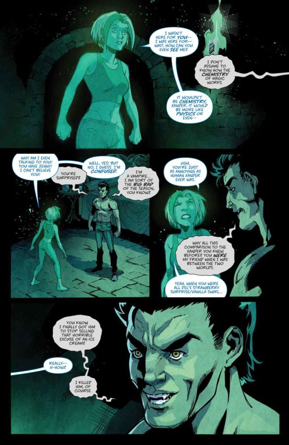 Buffy_019_PRESS_4 ComicList Previews: BUFFY THE VAMPIRE SLAYER #19