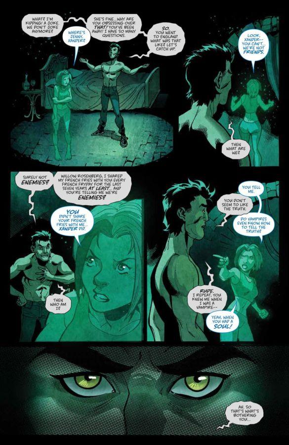 Buffy_019_PRESS_5 ComicList Previews: BUFFY THE VAMPIRE SLAYER #19
