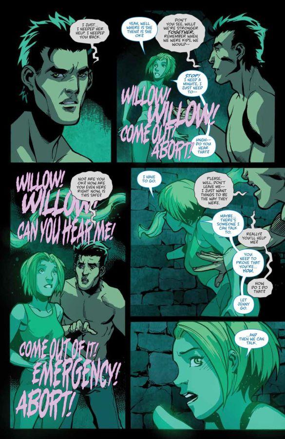 Buffy_019_PRESS_7 ComicList Previews: BUFFY THE VAMPIRE SLAYER #19