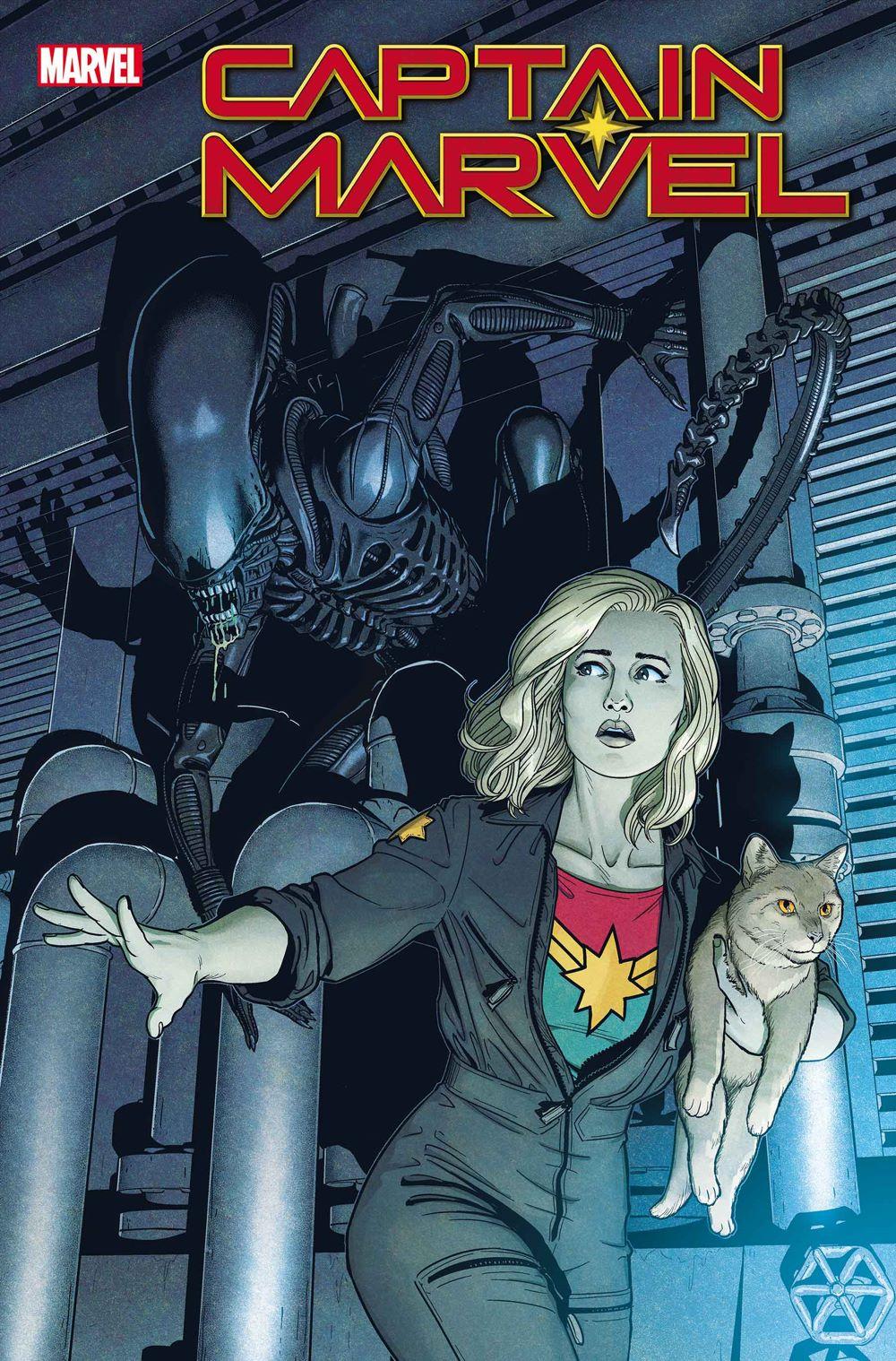 CAPMARV2019025_McKelvieVar Marvel Comics January 2021 Solicitations