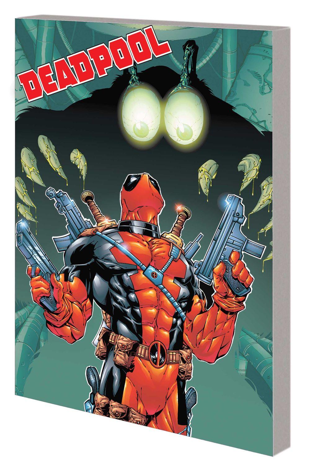 DPOOL_JK_CC_V2_TPB Marvel Comics January 2021 Solicitations