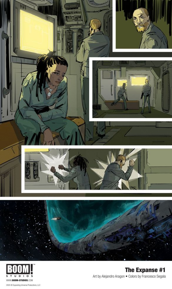 Expanse_001_InteriorArt_001_PROMO-1 First Look at BOOM! Studios' THE EXPANSE #1