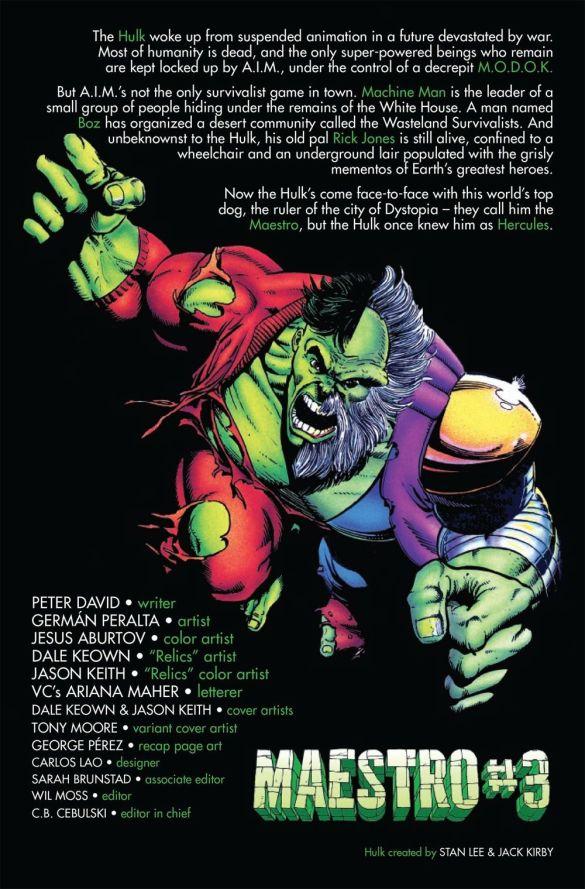 MAESTRO2020003-Preview-2 ComicList Previews: MAESTRO #3