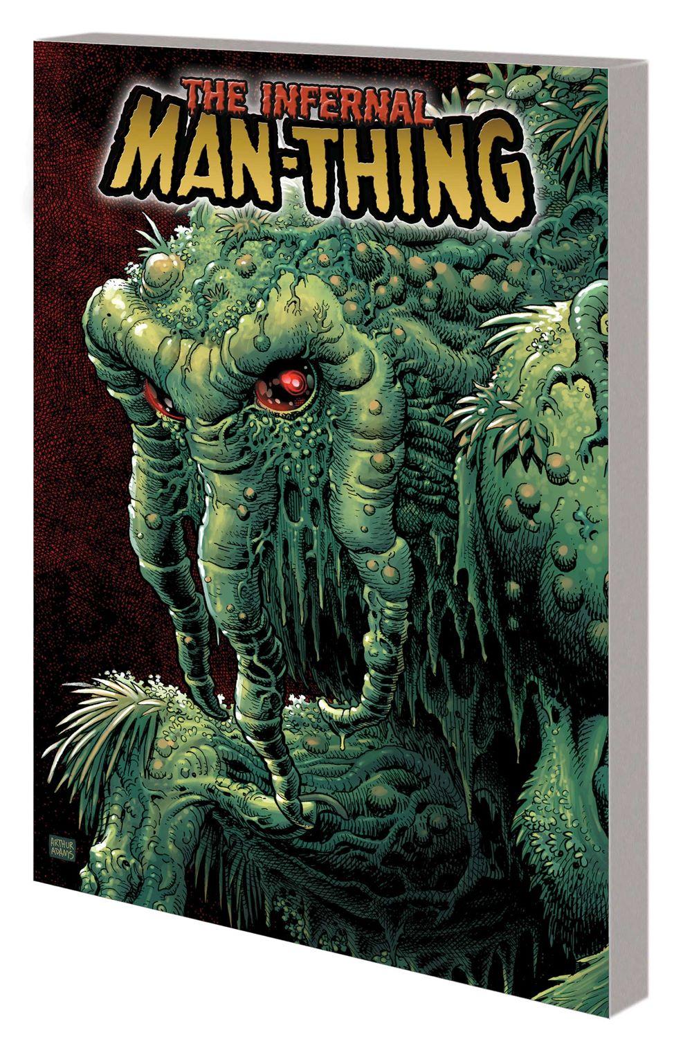 MANTHING_CC_VOL_3_TPB Marvel Comics January 2021 Solicitations