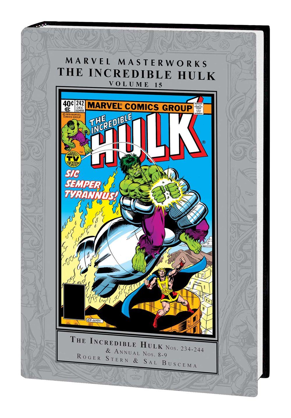 MMHULK015HC_solicit Marvel Comics January 2021 Solicitations