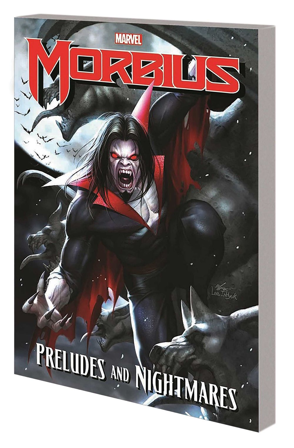 MORBIUSPRE_TPB Marvel Comics January 2021 Solicitations
