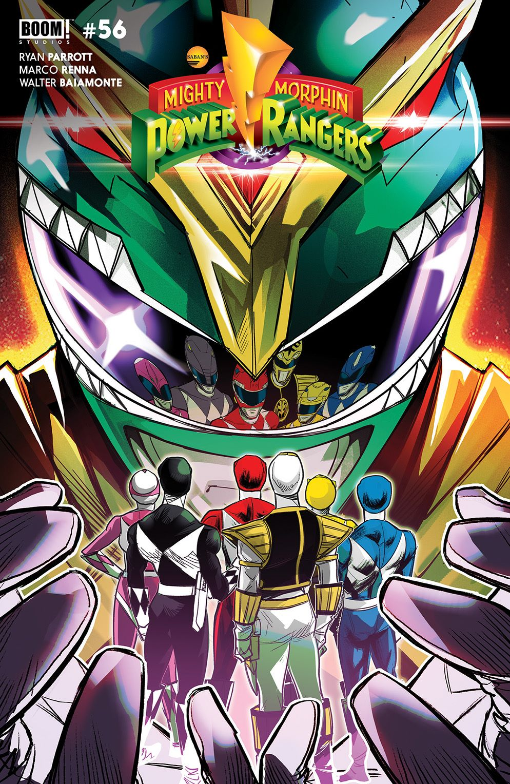 MightyMorphin_001_Cover_B_Legacy ComicList: BOOM! Studios New Releases for 11/04/2020