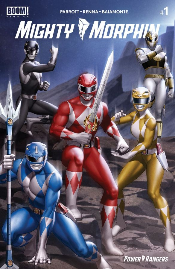 MightyMorphin_001_Cover_C_Connecting ComicList Previews: MIGHTY MORPHIN #1
