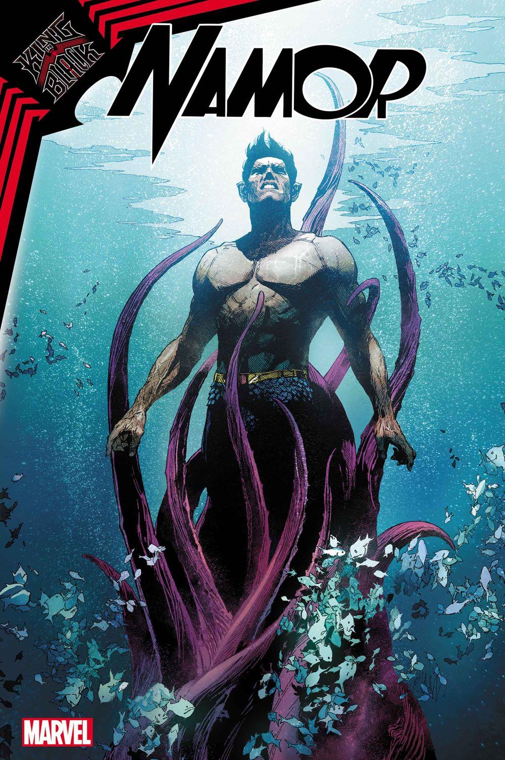 NAMORKIB2020003_Cov-1 Marvel Comics January 2021 Solicitations