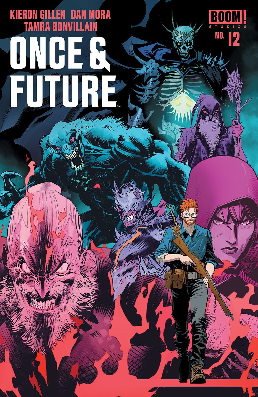 OnceFuture_012_Cover_A_Main-1 ComicList Previews: ONCE AND FUTURE #12