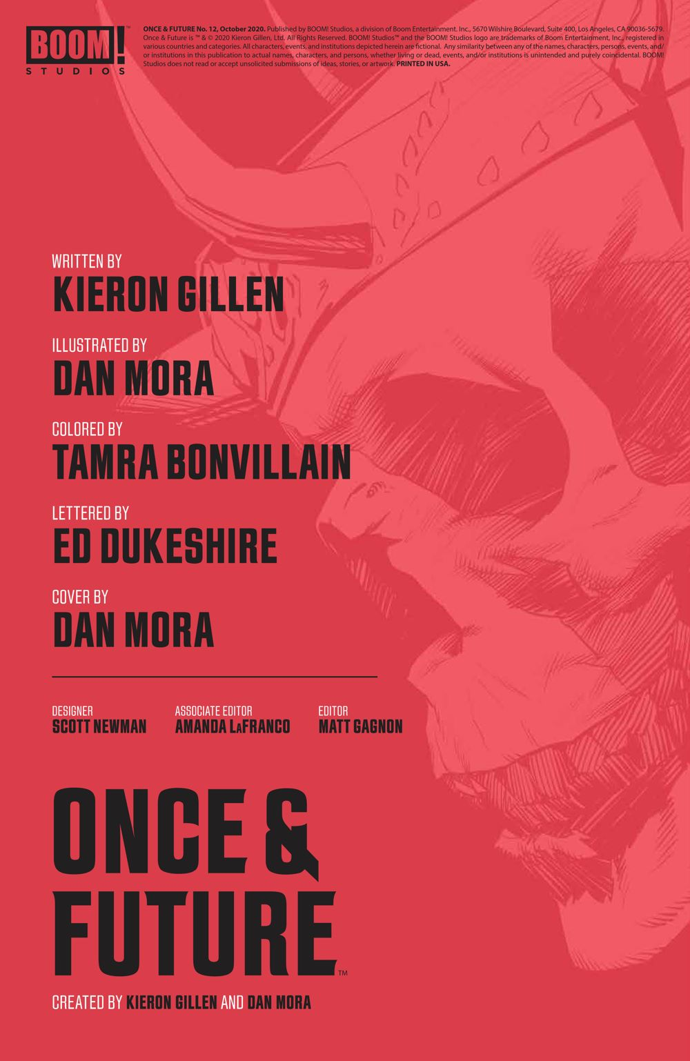 OnceFuture_012_PRESS_2 ComicList Previews: ONCE AND FUTURE #12