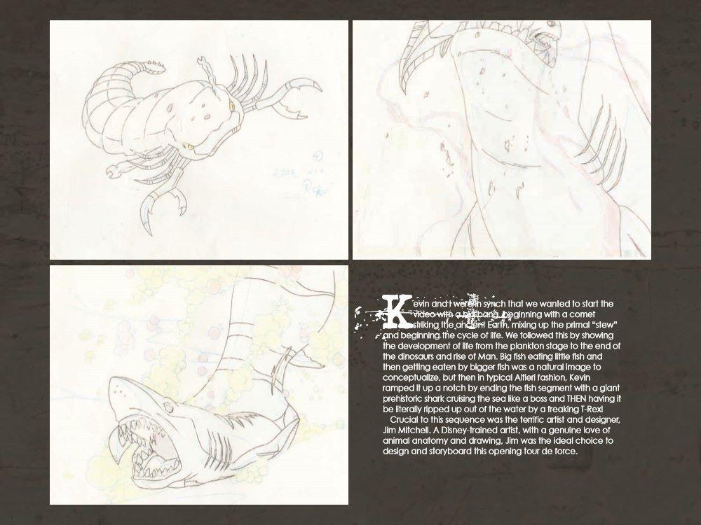 Pearl_Jam-pr-6 ComicList Previews: PEARL JAM ART OF DO THE EVOLUTION HC