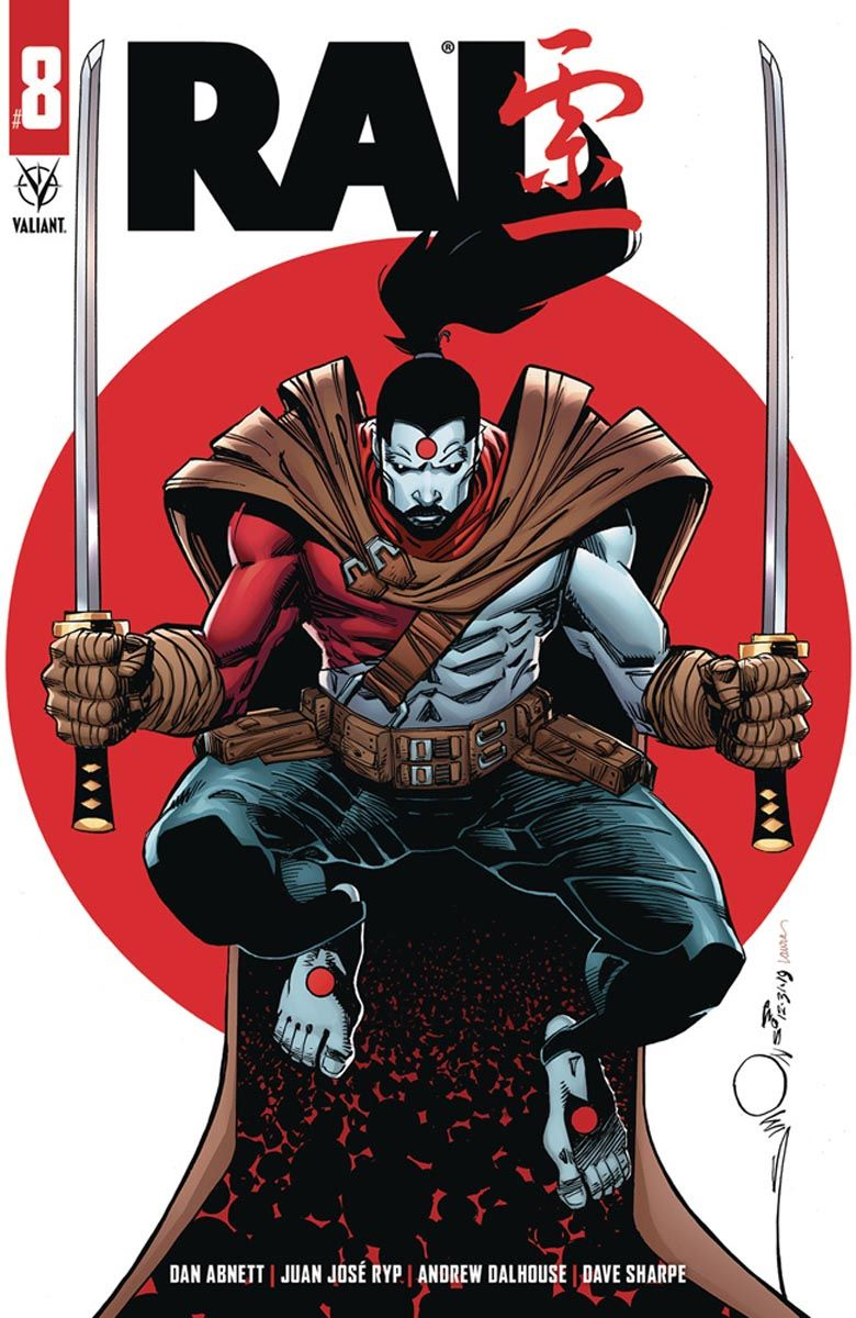 RAI_08_COVER_SIMONSON ComicList: Valiant Entertainment New Releases for 10/21/2020