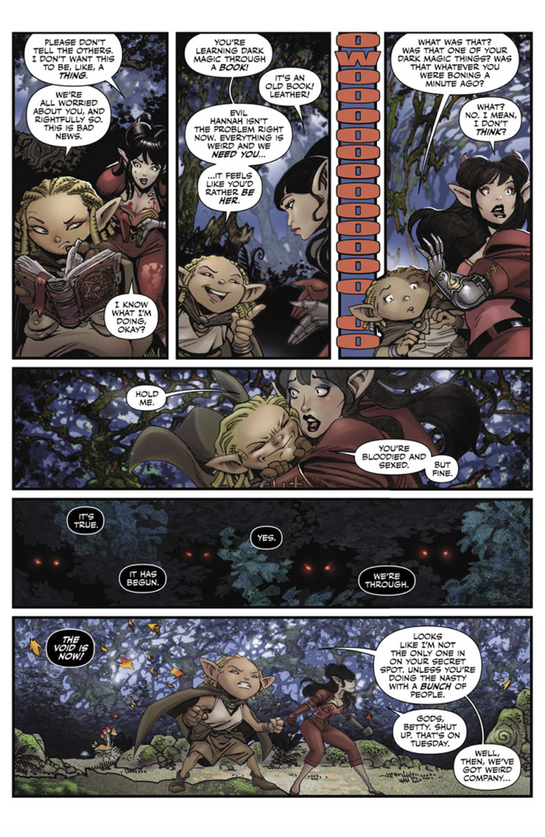 RatQueens22-2ndPtg-03_c6815a0147f8285e3b5042ebb3626151-1 RAT QUEENS #22 is rushed back to print
