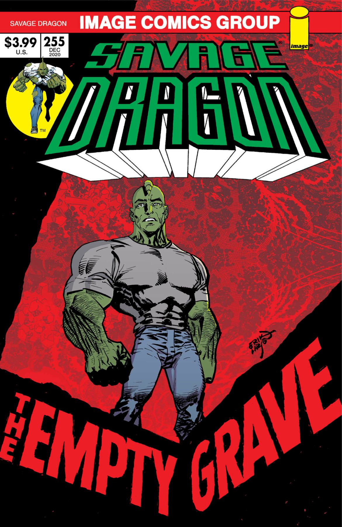 SD_255_70s_c6815a0147f8285e3b5042ebb3626151 SAVAGE DRAGON #254-256 to feature retro style variant covers