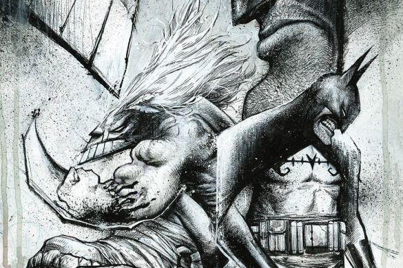 STL107555-1 ComicList Previews: BATMAN THE MAXX ARKHAM DREAMS #5