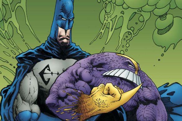 STL107557-1 ComicList Previews: BATMAN THE MAXX ARKHAM DREAMS #5