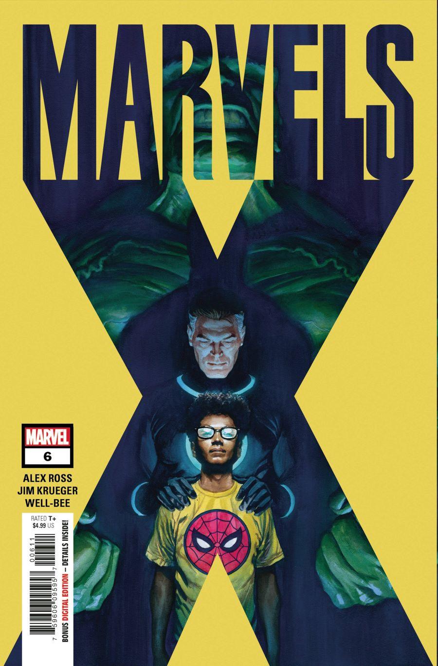 STL157176-1 ComicList: Marvel Comics New Releases for 10/21/2020