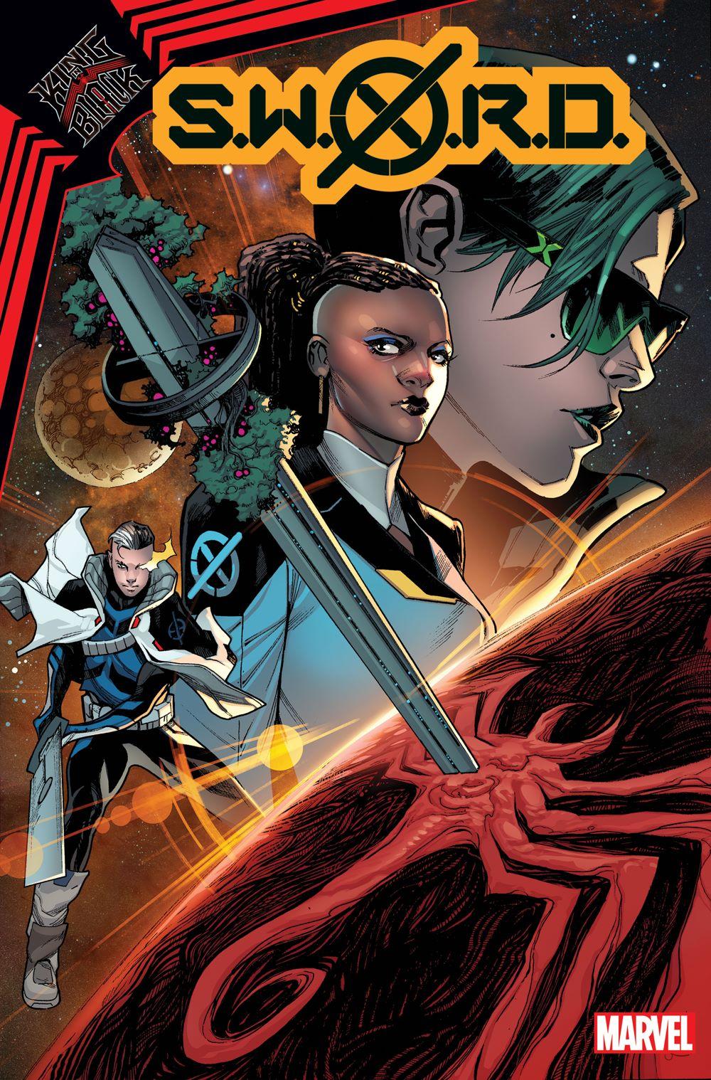SWORD2020002_cov Marvel Comics January 2021 Solicitations